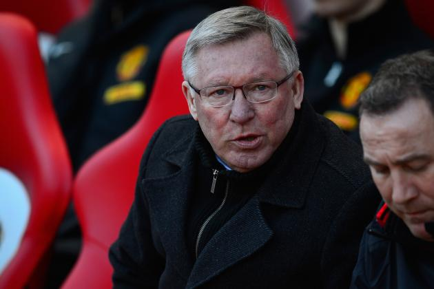 Ferguson Will Rotate His Squad for the Match Against Arsenal