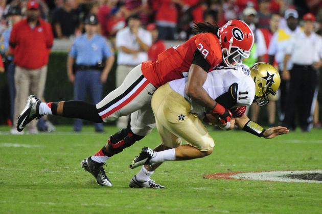 Jarvis Jones' Best Fits in Thursday's First Round of NFL Draft