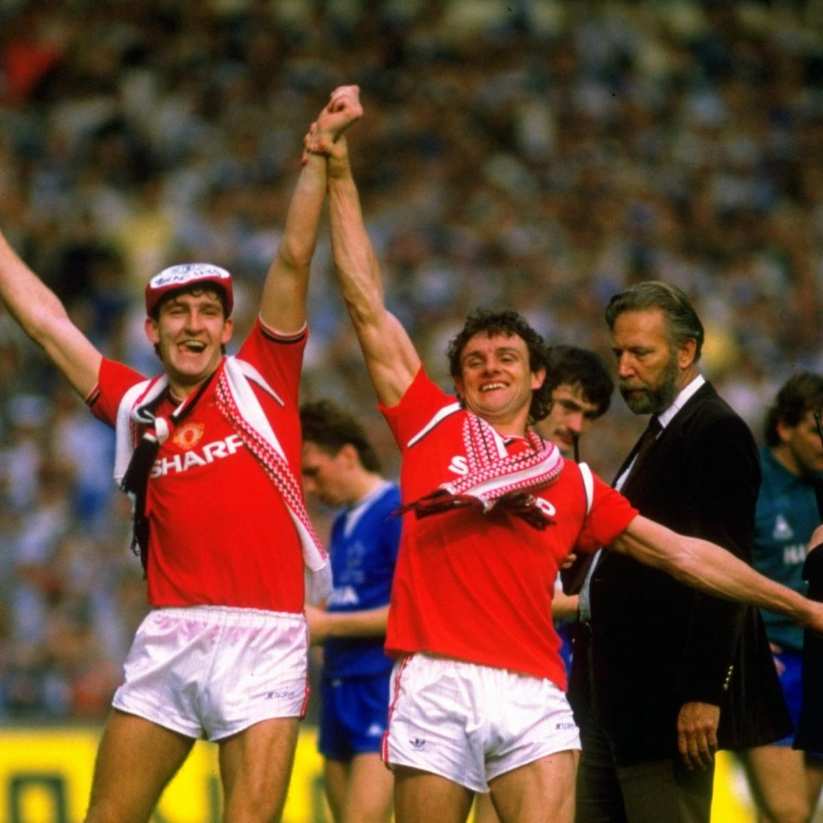 Why Norman Whiteside's 1985 FA Cup Final Winner Is The