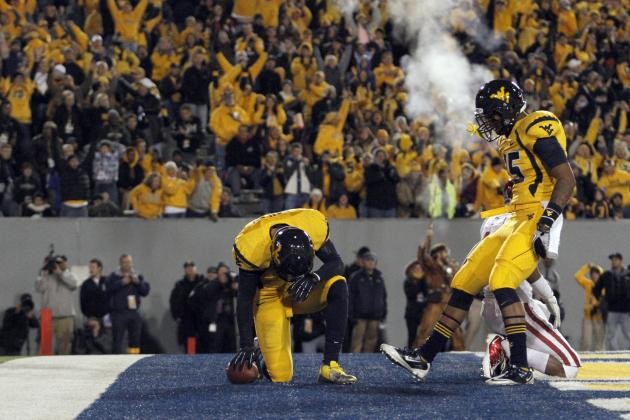 Is WVU a Loser in Conference Shuffling?