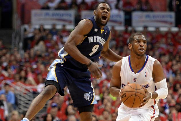 NBA Playoffs 2013: Complete Guide to Thursday Night's Round 1 Action