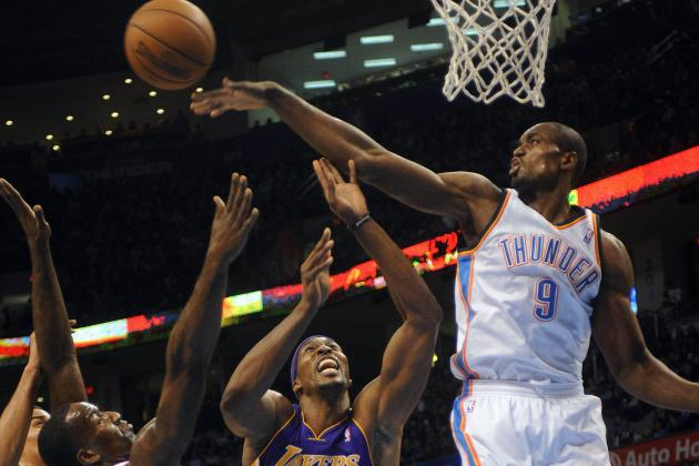 Dwight Howard: Serge Ibaka Should Have Won Defensive Player of the Year