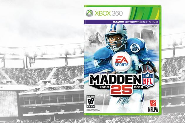 Madden 25: Projecting Ratings for Cover Athlete Barry Sanders