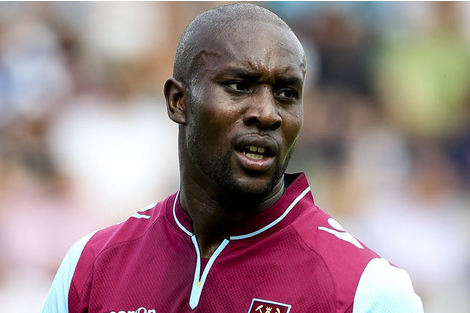West Ham Striker Carlton Cole in Dark over New Deal Reports