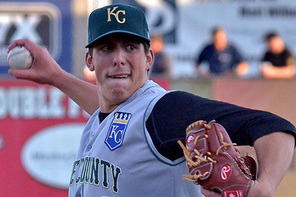 Royals' Zimmer Strikes Out 11 for Rocks