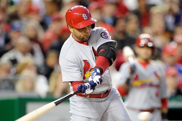 Beltran Leads Cardinals Hopefuls on All-Star Ballot