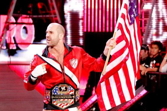 Antonio Cesaro's WWE U.S. Title Loss Is a Blessing in Disguise