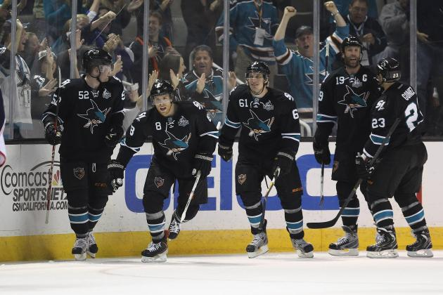 San Jose Sharks' NHL Playoff Success Hinges on Home-Ice Advantage