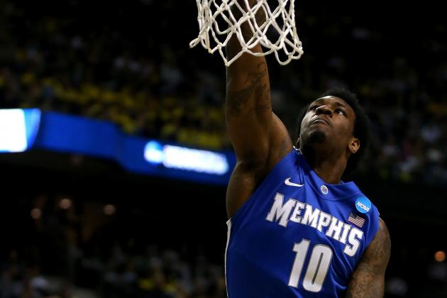 Kansas Visits Tarik Black