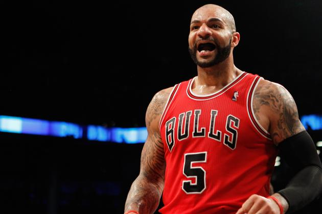 Should the Nets Not Look to Contain Carlos Boozer?