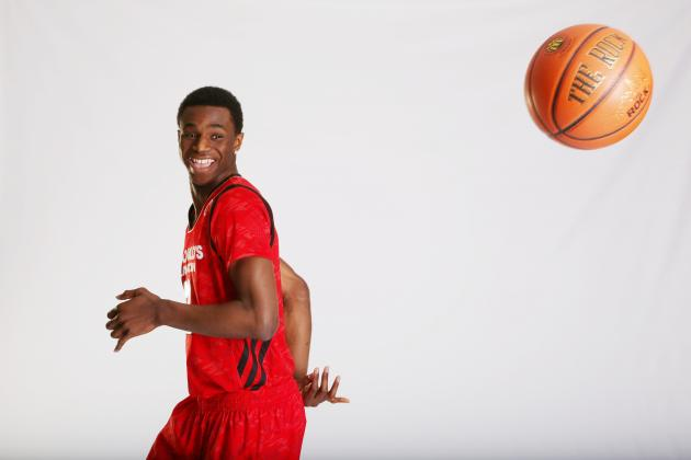 Andrew Wiggins' College Choice Won't Impact Star's Draft Stock