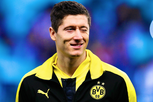 Robert Lewandowski Will Reportedly Leave Borussia Dortmund This Summer