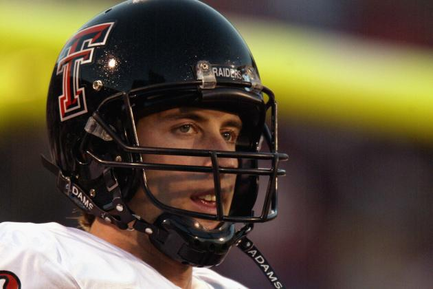 Kliff Kingsbury Recalls Own Draft Experience a Decade Ago as 'Intense'