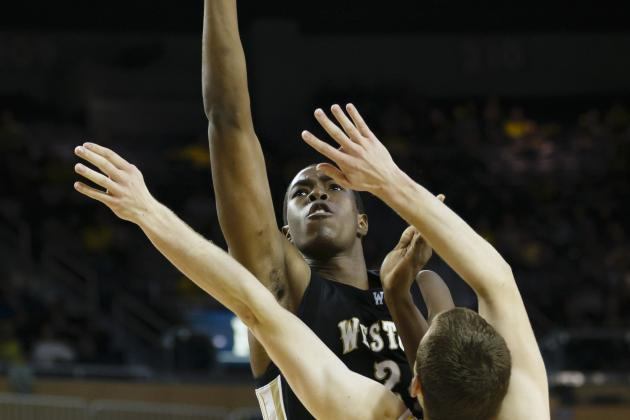 Darius Paul Leaving WMU