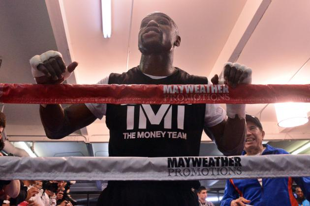 Floyd Mayweather vs. Robert Guerrero: Date, Fight Time, Undercard and More