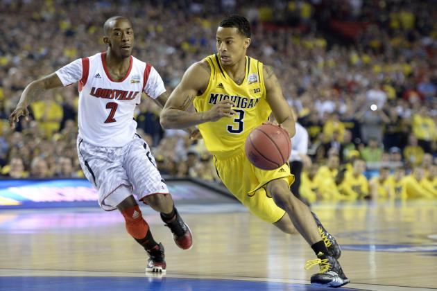 Best-Case, Worst-Case NBA Comparisons for Michigan's Trey Burke