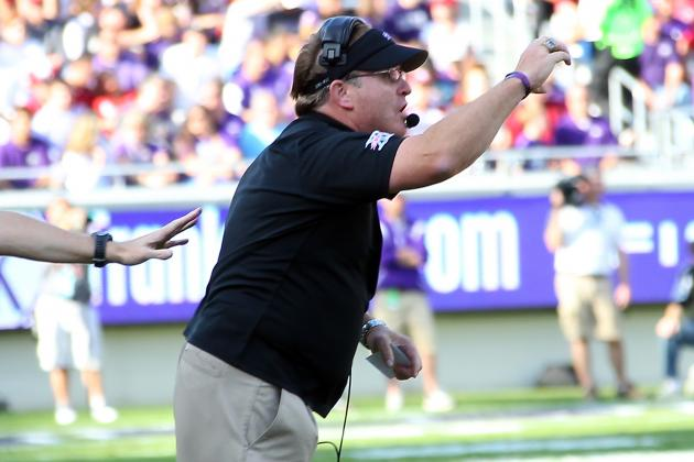 TCU Preparing for Defining Big 12 Season