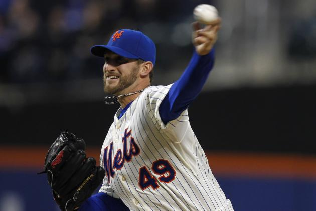 Niese to Proceed on Schedule with Pen