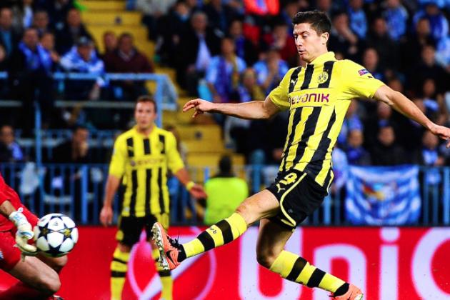 Champions League: The Rise of Borussia Dortmund Striker Robert Lewandowski