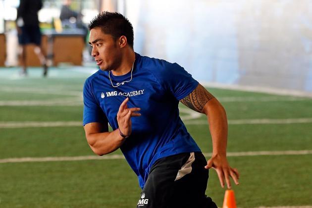 Vikings Prepared to Move Up for Manti Te'o?: NFL Trade Rumors