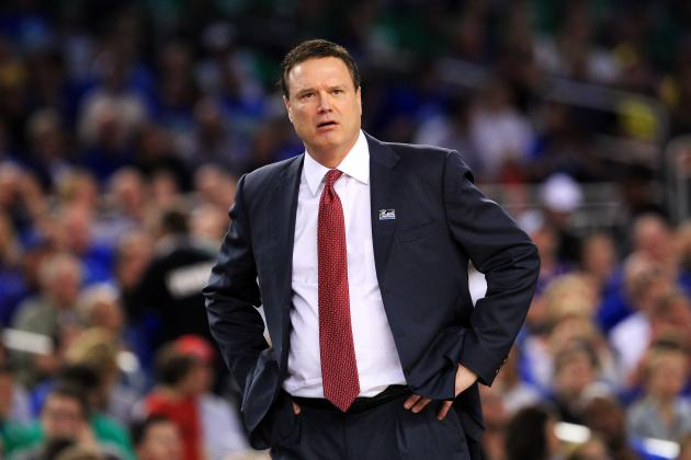 Kansas Basketball: Jahlil Okafor Visited by Coach Self
