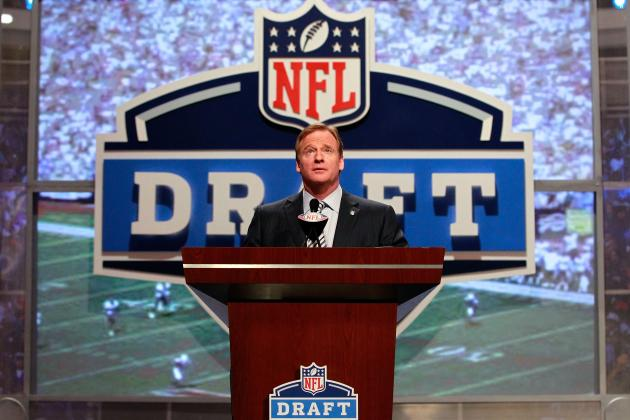 NFL Draft Order 2013: Team-by-Team Listing for Each Round