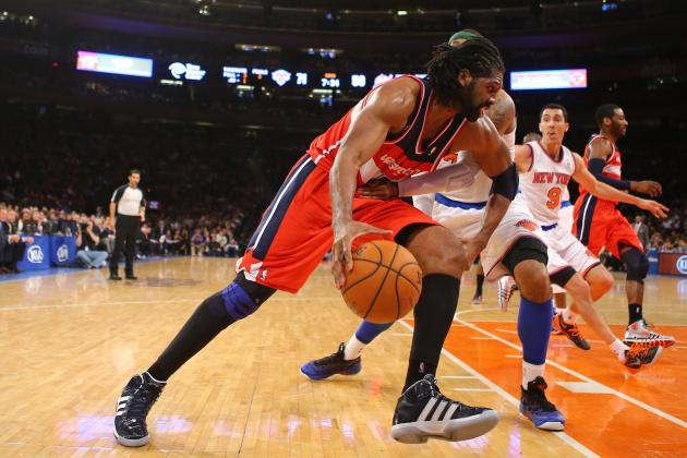Even If Healthy, Nene's Minutes Could Be Limited
