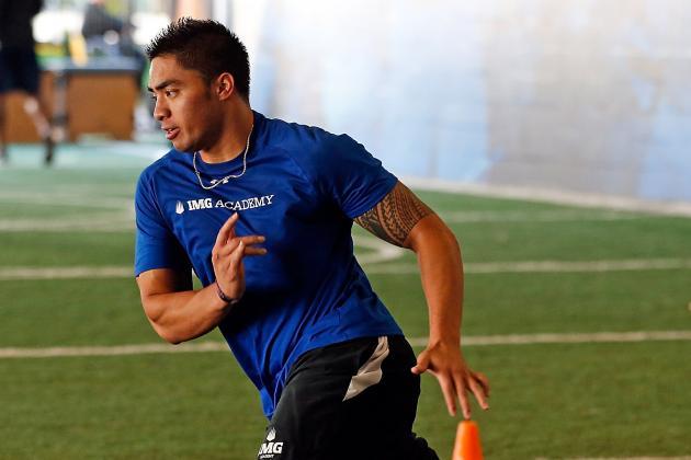 2013 NFL Draft buzz: Questions begin at No. 1; Manti Te'o suitors