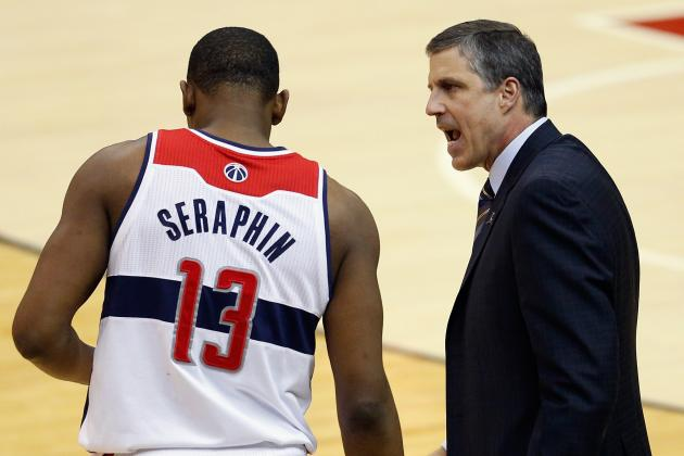 In Offseason, Wizards Hope to Skew Older