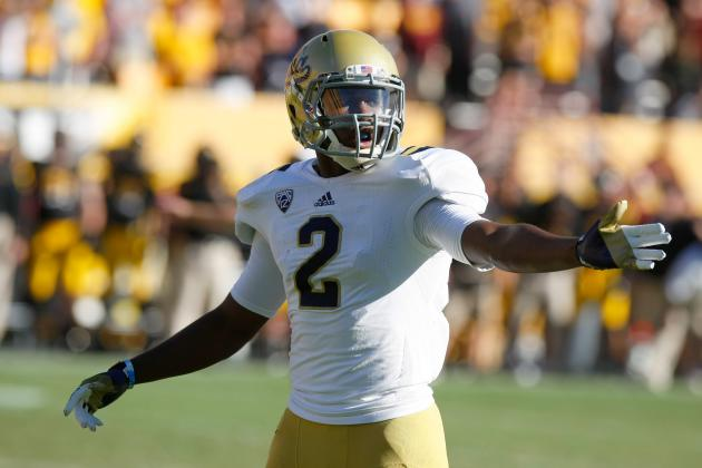 Jim Mora: UCLA's Devin Fuller in 'Mold of Percy Harvin'