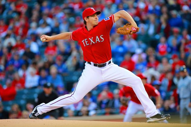 Rangers Hoping Rotation Can Avoid Another 'Hiccup'