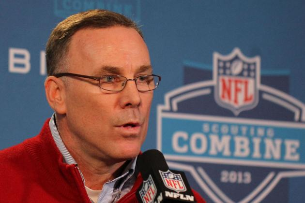 Report: John Dorsey, Andy Reid 'in 100 Percent Agreement' on No. 1 Pick