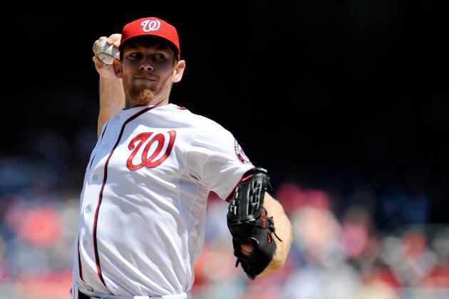 Stephen Strasburg Must Get Back to Putting First-Pitch Strikes First
