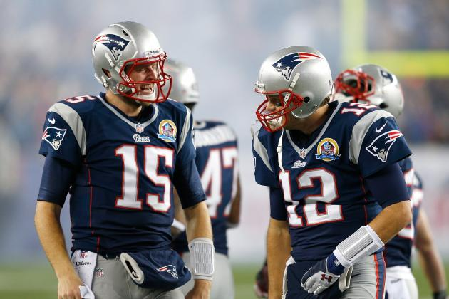 2013 NFL Draft: Will the Patriots Trade QB Ryan Mallett?