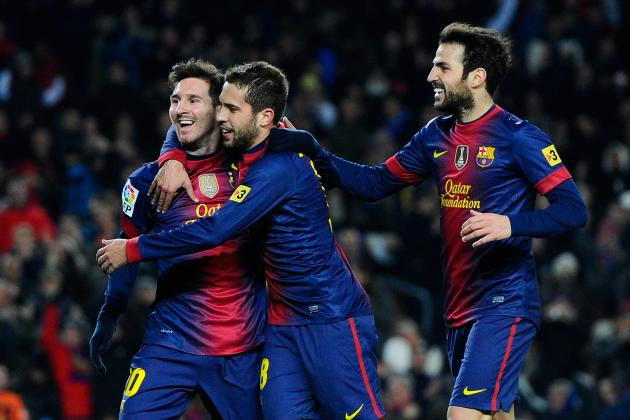 Athletic Bilbao vs. Barcelona: Date, Time, TV Info and Preview