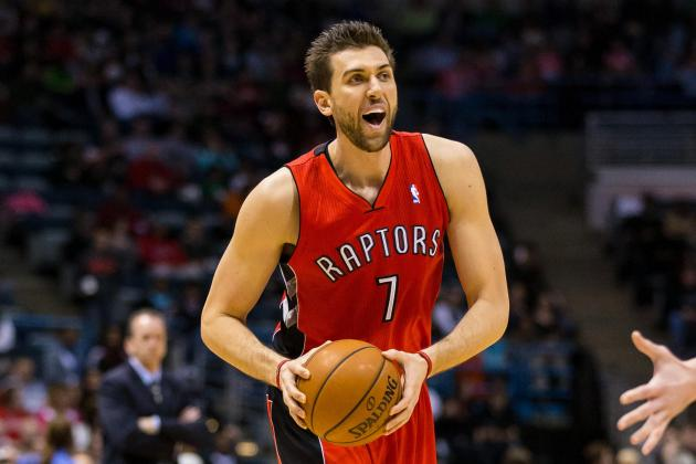 Report: Raptors Must Include Another Asset to Trade Bargnani