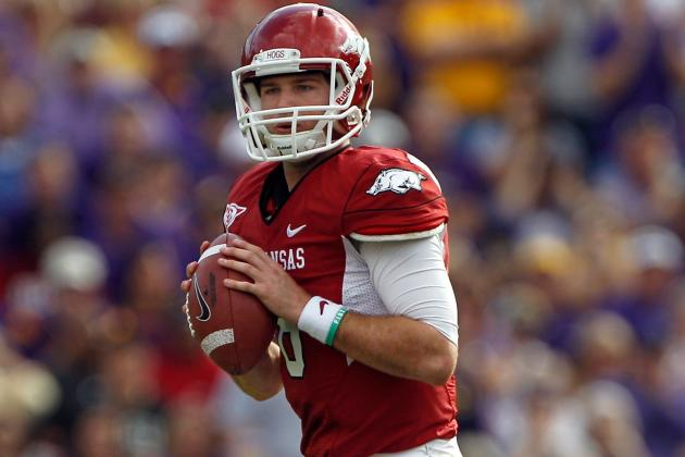Tyler Wilson's Complete Scouting Report and Outlook Heading into 2013 NFL Draft