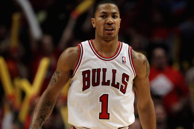 Derrick Rose Must Not Attempt to Return for 2013 NBA Playoffs