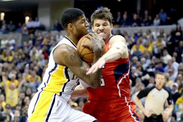 Pacers Take Game 2 Over the Hawks, 113-98