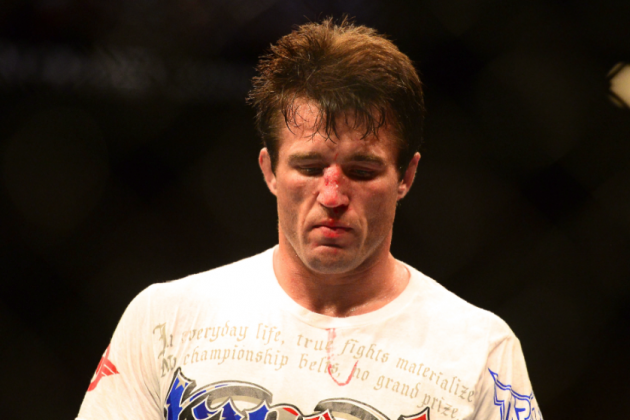 UFC 159 Star Chael Sonnen and a Pro Wrestling Act Gone Bad