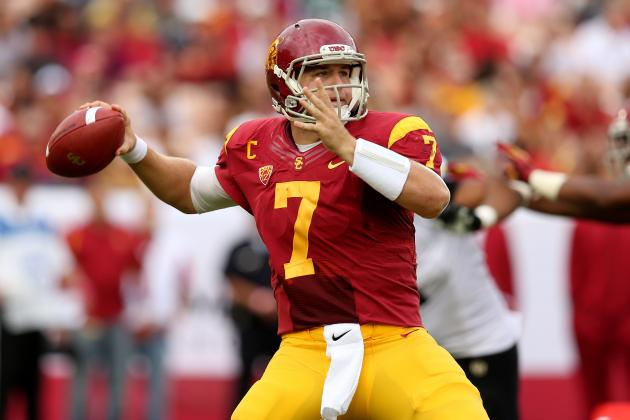 Matt Barkley's Latest Draft-Day Projections from Top NFL Experts
