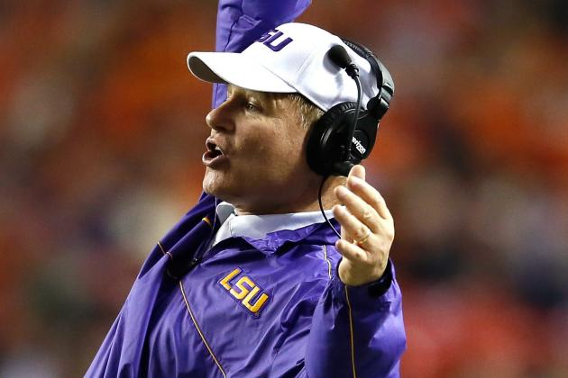 Does Les Miles Have a Point About Not Wanting to Play Florida?