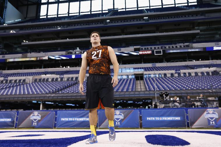 NFL Draft Rumors: What Insiders Are Reporting Heading into First Round
