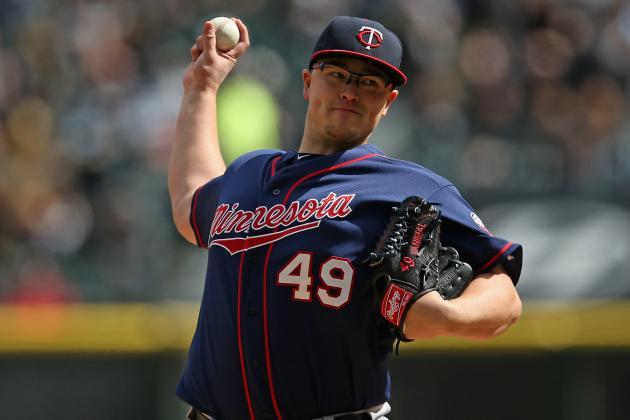 Solid Pitching Leads Twins into Series with Rangers