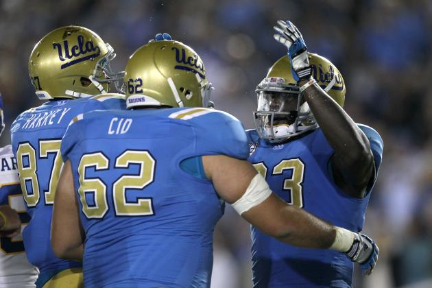 Report: UCLA OL Alberto Cid to Take Medical Retirement