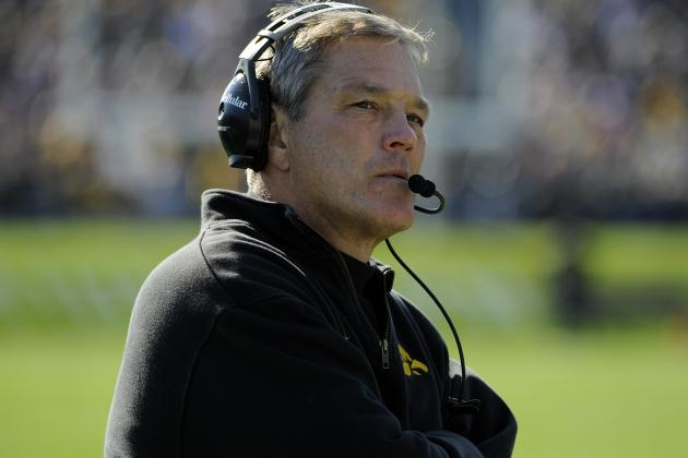 Kirk Ferentz in Need of a Big Season