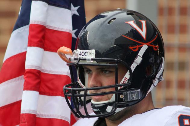 Walk-on Freshman on Top of UVa Football Depth Chart at Center