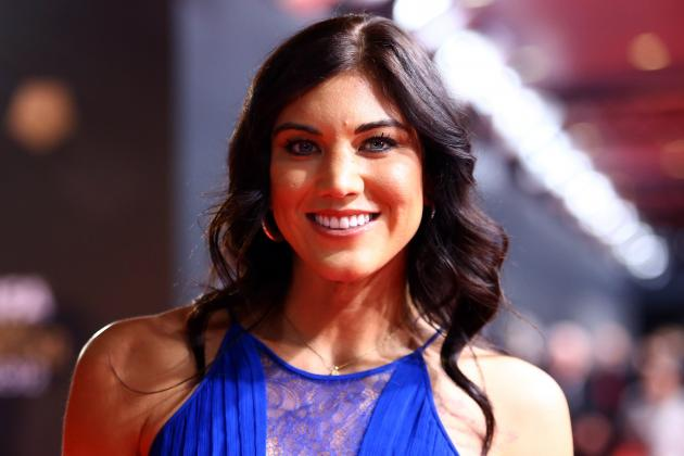 Hope Solo Plays a 'Joke' on Her Own Twitter Followers Only She Gets