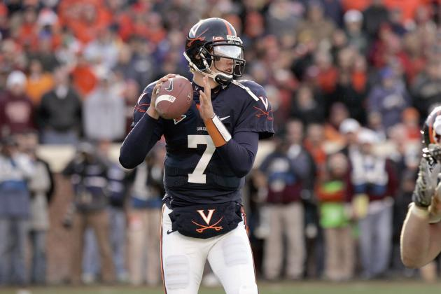 Ex-Virginia Quarterback Peter Lalich Wants to Be the Next Tom Brady
