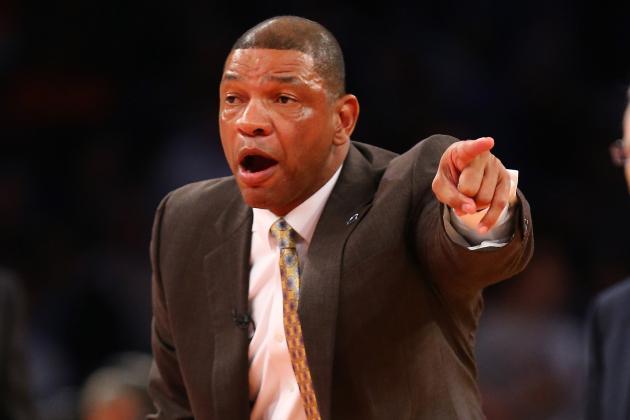 Boston Celtics Coach Fined for Comments Regarding Refs